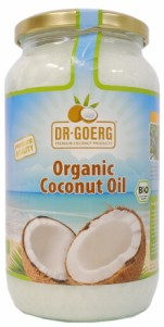 coconut oil dr goerg