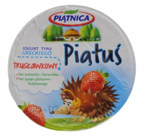 Piątnica Piątuś Greek Style Yogurt