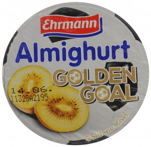 Ehrmann, Almighurt Golden Goal