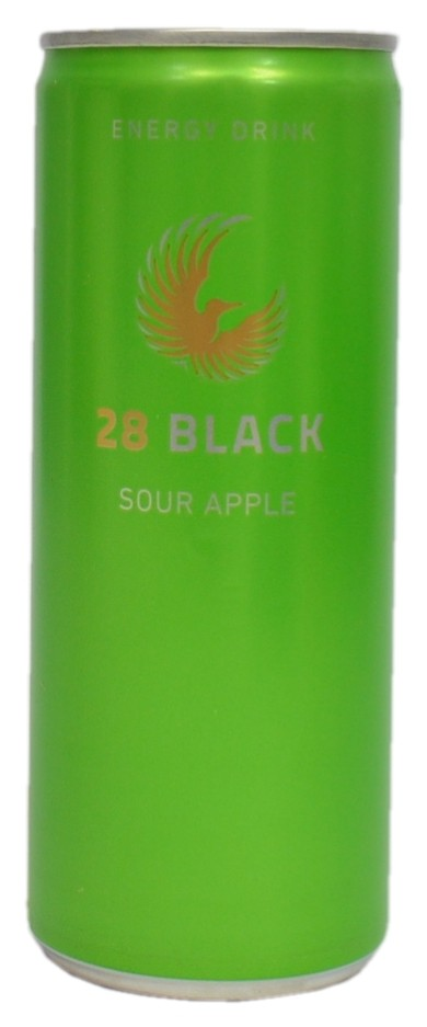 Sour Apple Energy Drink