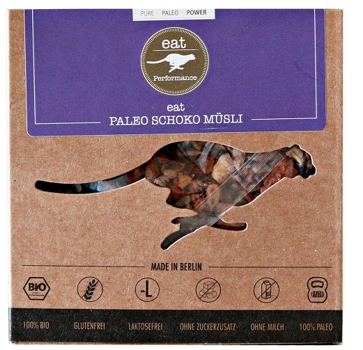 Paleo Chocolate Muesli small 2