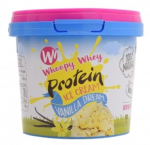 Whoopy Whey Protein Ice Cream (Protein Courtyard)
