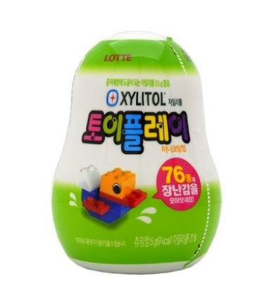 Xylitol, Lotte, South Korea