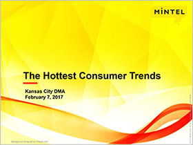 the hottest consumer trends