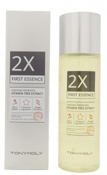 Textures 3: TonyMoly 2X First Essence