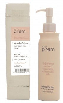 Experience 2: Make P:rem Wonderful Me In-Shower Face Pack