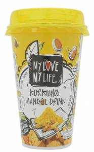 Hale My Love My Life Curcuma Almond Drink, Germany