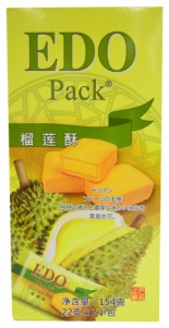 EDO Pack Durian Pie